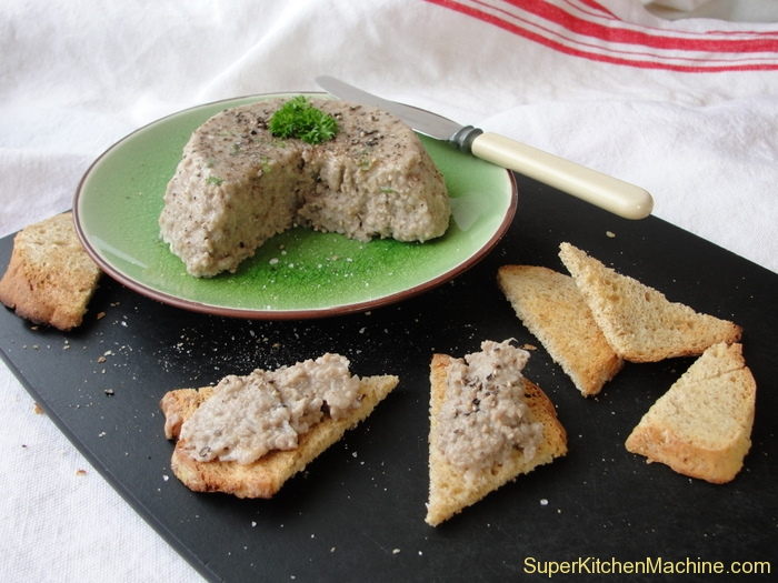 Creton recipe a french canadian breakfast tradition - Machine cuisine thermomix ...