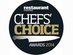Chefs best Kitchen Kit award 2014
