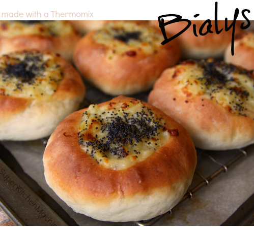 Easy Bialys recipe for bagel-lovers