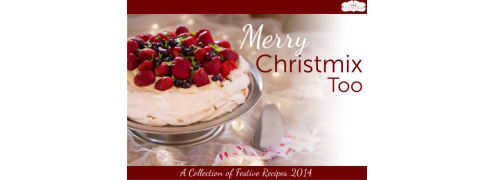 Thermomix Christmas recipe book cover