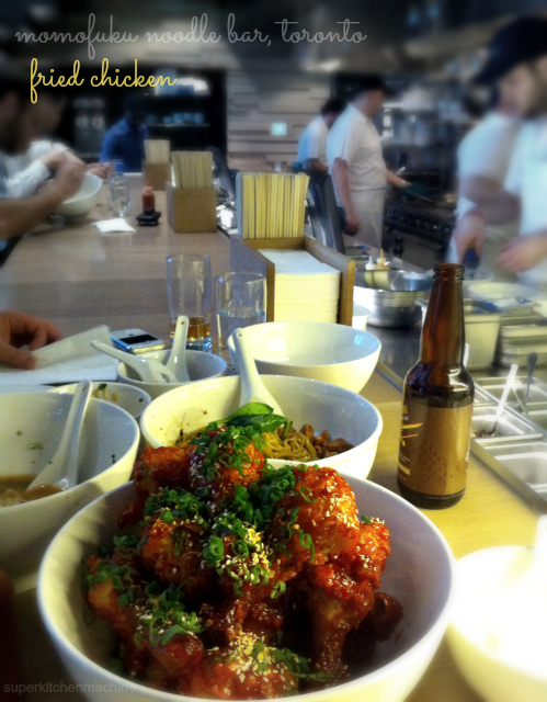 momofuku fried chicken