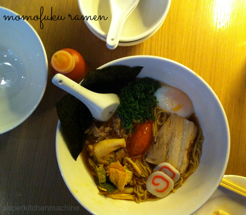 ramen bowl at momofuku noodle bar