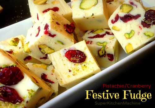Pistachio Fudge Recipe for Thermomix