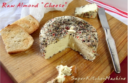 Raw Almond Cheese