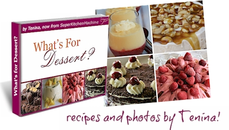 Tenina Dessert Recipe ebook