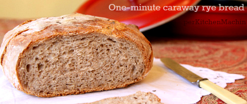 Thermomix Rye Bread Recipe