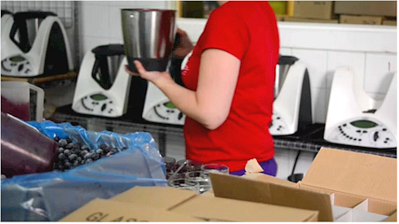 Thermomix in small business setting
