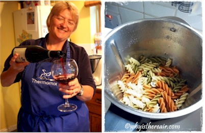 Madame blogs about Thermomix in the UK